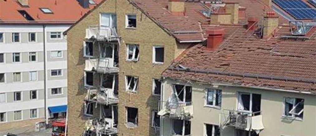 Συναγερμός στην Σουηδία: Ισχυρή έκρηξη σε πολυκατοικία
