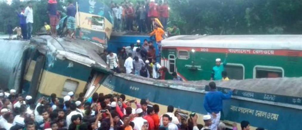 Πολύνεκρο ναυάγιο στο Μπανγκλαντές