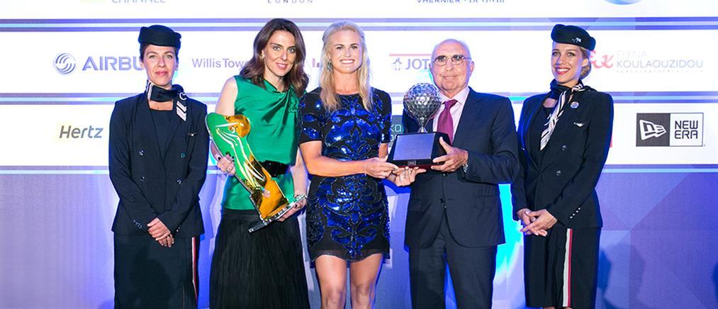 Τουρνουά γκολφ Aegean Airlines Pro-Am: Νικήτρια για πρώτη φορά... γυναίκα!