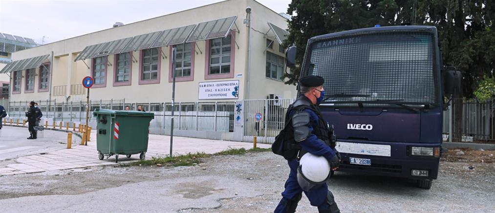 Επεισόδια στην Σταυρούπολη: Αστυνομικός κλοιός γύρω από το ΕΠΑΛ