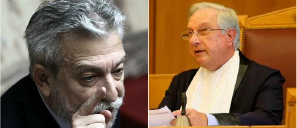 Κόντρα Κοντονή – Σακελλαρίου για το πόθεν έσχες των δικαστών