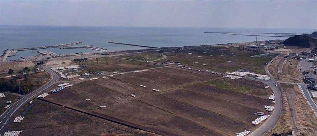 Ανατριχίλα προκαλούν οι εικόνες από ερημωμένη συνοικία της Φουκουσίμα