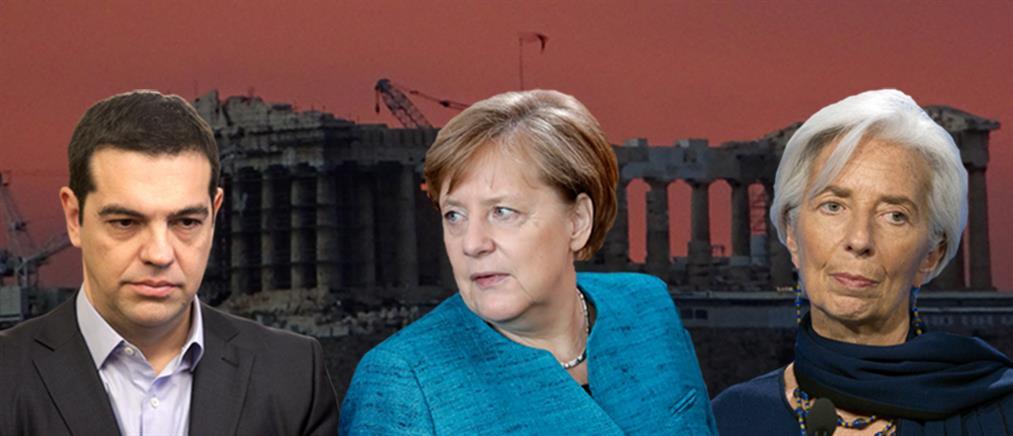"""""""Καθαρή λύση"""" στο χρέος επιδιώκει ο Τσίπρας"""