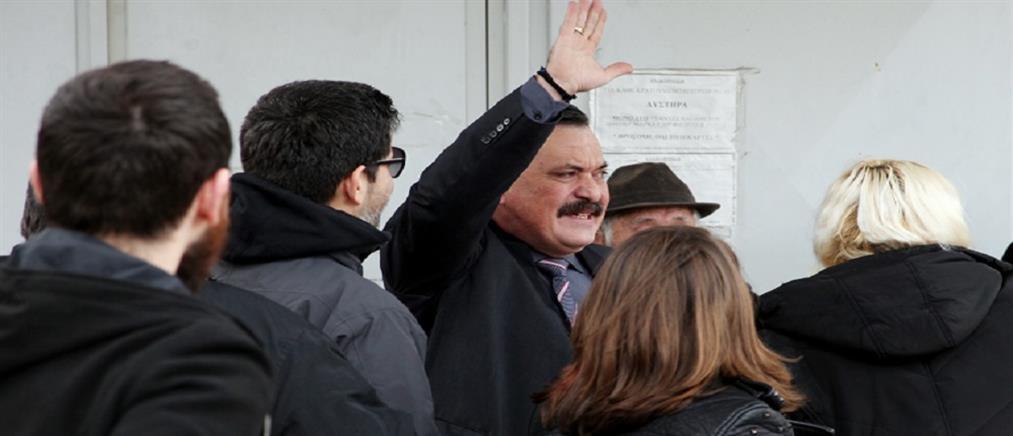Αποφυλακίστηκε ο Χρήστος Παππάς