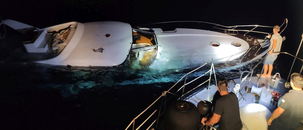 Έλληνας καπετάνιος στον ΑΝΤ1 για το επεισόδιο με την τουρκική ακταιωρό στην Χάλκη (βίντεο)