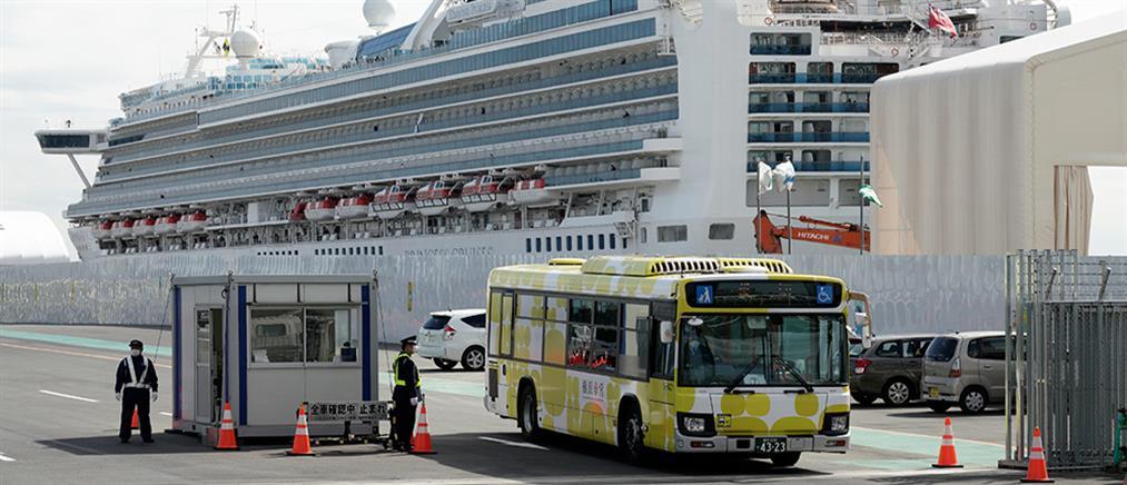 Κορονοϊός: Θετικοί στον ιό Βρετανοί επιβάτες του Diamond Princess
