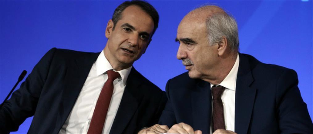 Αντιπρόεδρος της ΚΟ του ΕΛΚ ο Μεϊμαράκης