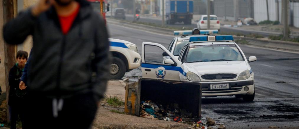 Ασπρόπυργος: Ένταση με Ρομά - έκλεισαν την Αττική Οδό