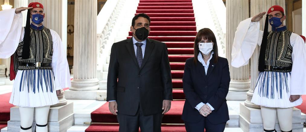 Σακελλαροπούλου: Η Λιβύη θα βρει στην Ελλάδα έναν ειλικρινή φίλο