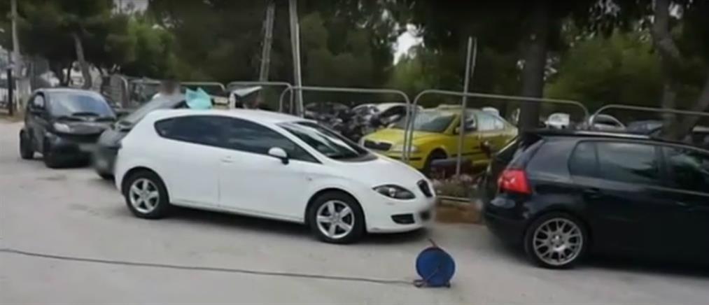Εξαρθρώθηκε σπείρα που έκλεβε αυτοκίνητα (βίντεο)