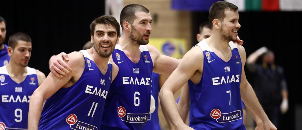 Eurobasket 2022: προκρίθηκε και μαθηματικά η Εθνική
