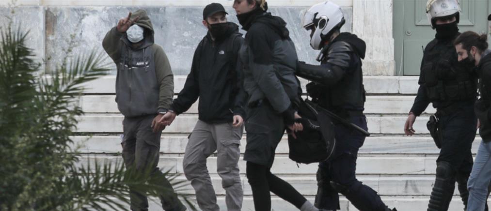 Ελεύθεροι οι συλληφθέντες σε Πολυτεχνείο και Πολυτεχνειούπολη