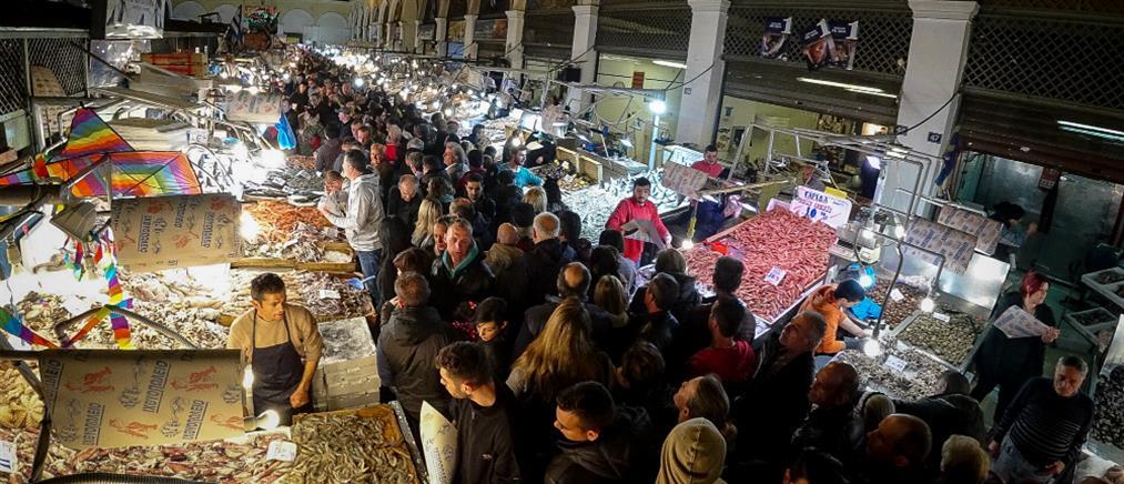 Κορονοϊός: ομαλή η τροφοδοσία της αγοράς