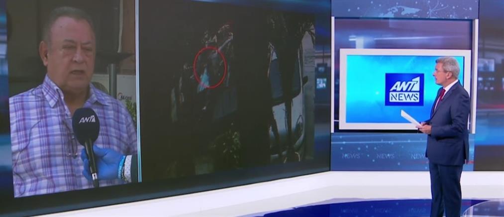Αυτόπτης μάρτυρας περιγράφει στον ΑΝΤ1 πώς έγινε η επίθεση με βιτριόλι (βίντεο)