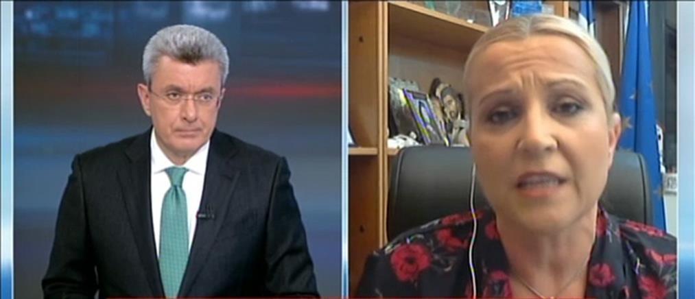 Η Αντιπεριφερειάρχης Μαγνησίας στον ΑΝΤ1 για το γκρουπ ταξιδιωτών που μπήκε σε καραντίνα (βίντεο)