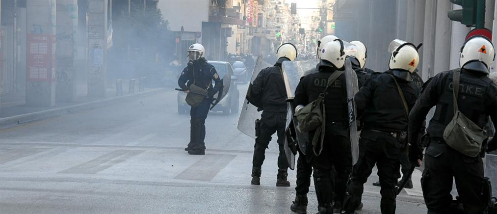 Συλλήψεις για τα επεισόδια σε συγκέντρωση υπέρ του Κουφοντίνα