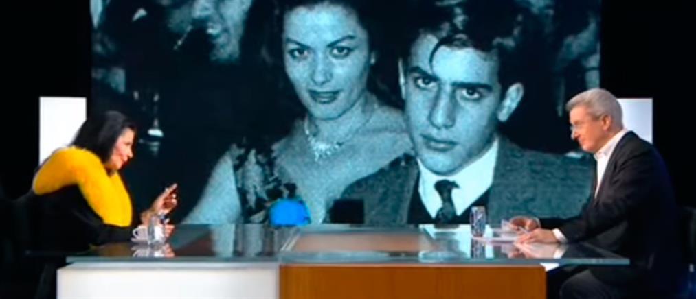 """""""Ενώπιος Ενωπίω"""": η Ζωζώ Σαπουντζάκη για την καριέρα, τους γάμους της, τον Ωνάση και τον έρωτα που την """"έστειλε"""" στις ΗΠΑ (βίντεο)"""