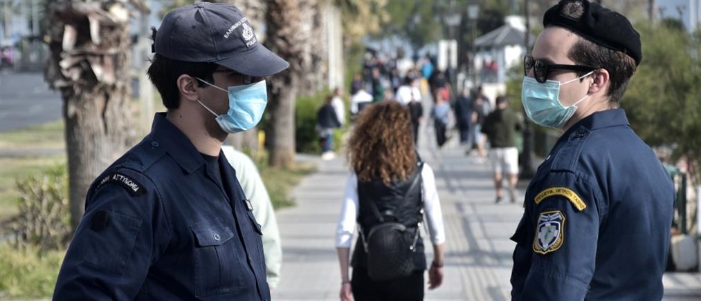 Κορονοϊός: Νέες συλλήψεις για παράνομη λειτουργία μαγαζιών