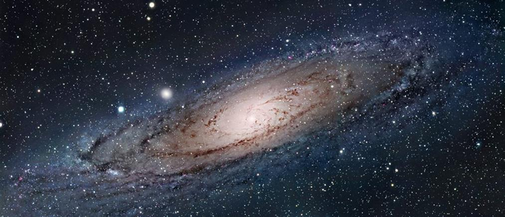 """Μετωπική σύγκρουση του γαλαξία μας με το """"Λουκάνικο"""""""