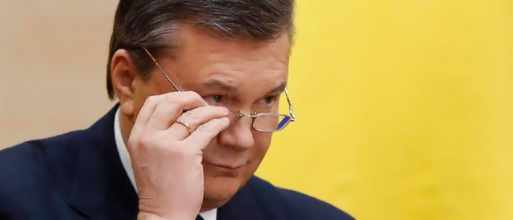 Έκκληση Γιανουκόβιτς για αποφυγή «λουτρού αίματος»