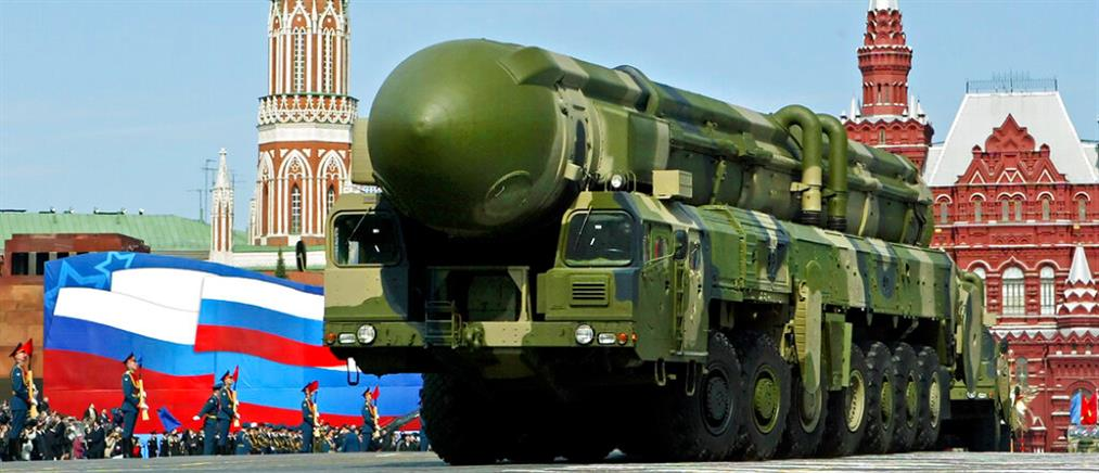 Ρωσία: Εκτόξευση διηπειρωτικού βαλλιστικού πυραύλου