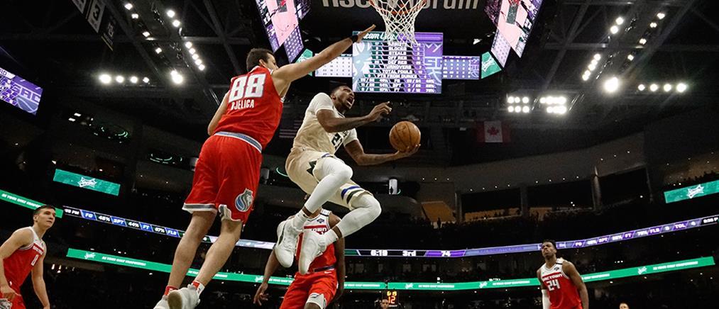 NBA: μπορούν και χωρίς τον Αντετοκούνμπο οι Μπακς