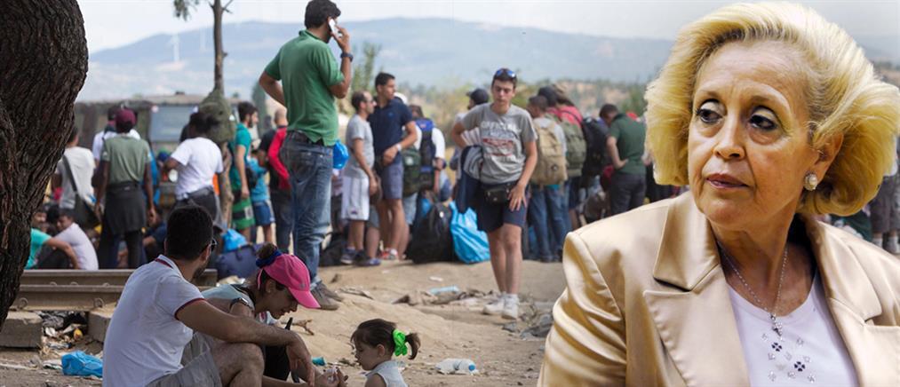 Ευρεία σύσκεψη για το μεταναστευτικό συγκαλεί η Θάνου