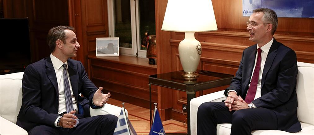 Επίσκεψη Στόλτενμπεργκ σε Αθήνα και Άγκυρα