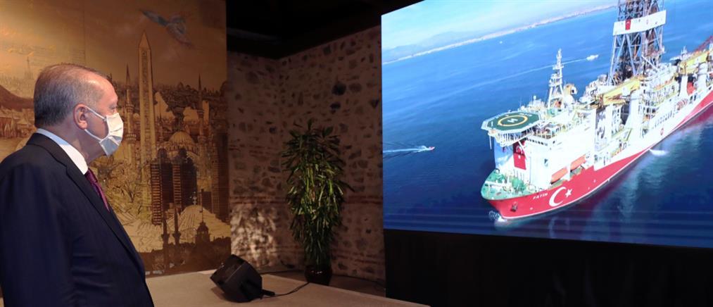 Ερντογάν σε Μισέλ: Οι χώρες της ΕΕ να μην ξεγελαστούν από προκλήσεις στην ανατολική Μεσόγειο