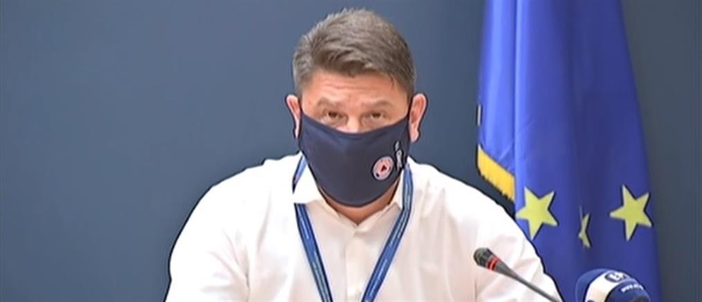 Κορονοϊός - Χαρδαλιάς: Παράταση στα περιοριστικά μέτρα