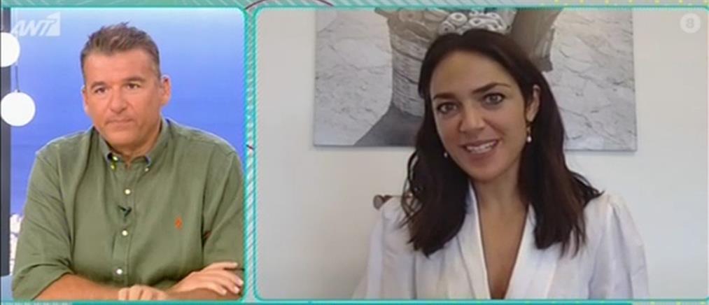 """To Πρωινό"" : Η Δόμνα Μιχαηλίδου για το πρόγραμμα ""Κυψέλη"" (βίντεο)"