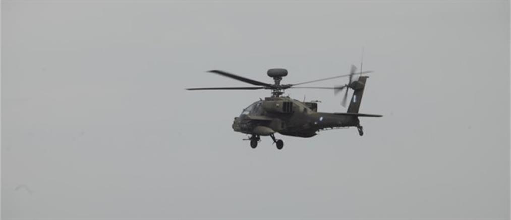 Απαγόρευση κυκλοφορίας: με ελικόπτερα και drone οι έλεγχοι