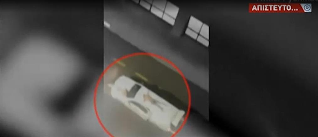 Βραζιλία: ληστές έδεσαν ομήρους σε καπό αυτοκινήτων για να ξεφύγουν (βίντεο)