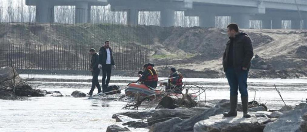 Τούρκος φοιτητής πνίγηκε στον Έβρο προσπαθώντας να φθάσει στην Ελλάδα