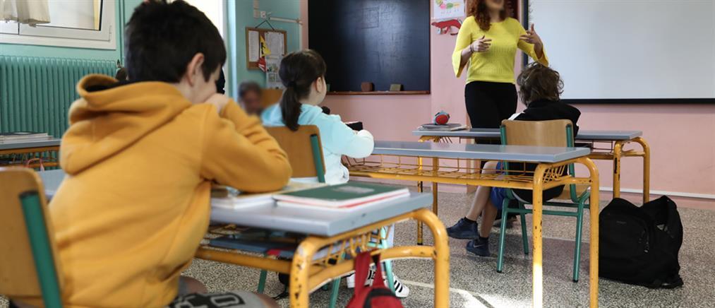 Δασκάλα με κορονοϊό στην Δάφνη