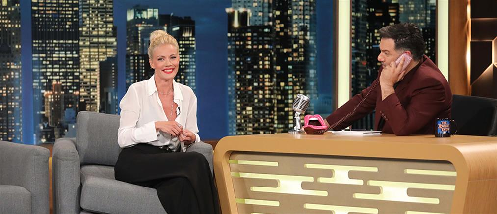 """The 2Night Show"": Η Ζέτα Μακρυπούλια για ""Final Four"" και Χατζηγιάννη (βίντεο)"