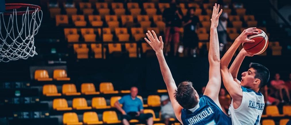 Αγχωτική η δεύτερη νίκη της Εθνικής Εφήβων στο Ευρωμπάσκετ