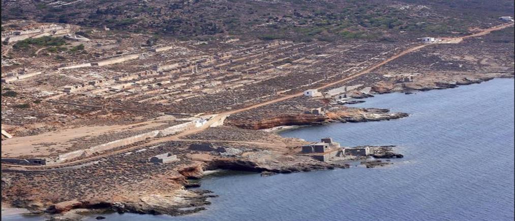 Κατεδαφίζονται τα αυθαίρετα στην Μακρόνησο