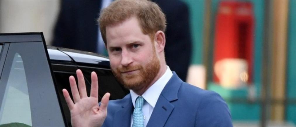 Ο πρίγκιπας Χάρι και η αγάπη για τον αθλητισμό