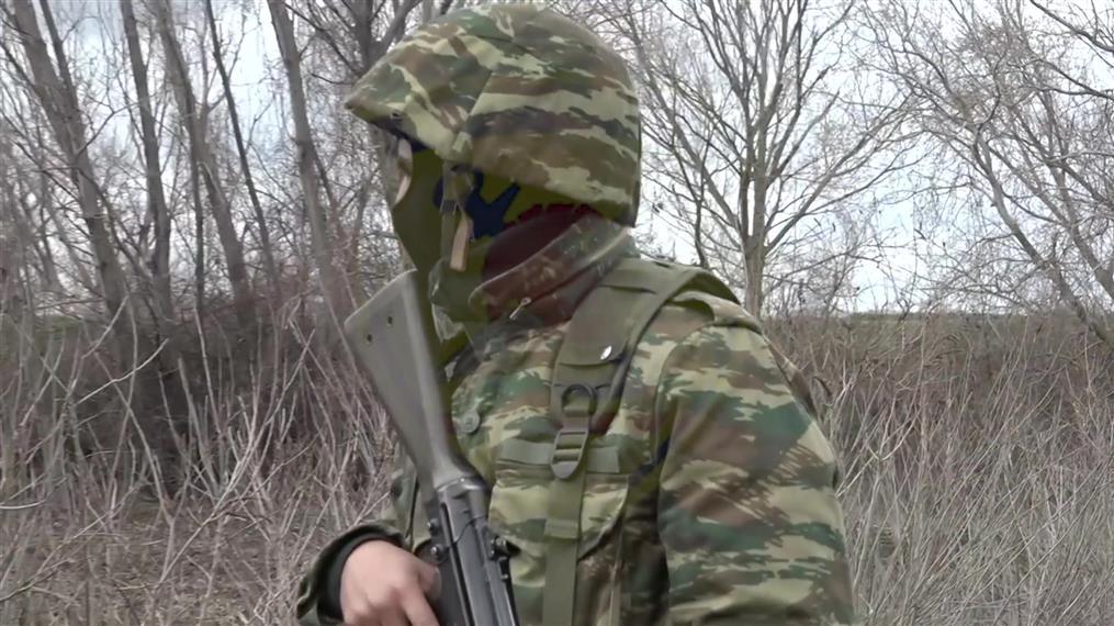 Έβρος: Δράσεις των Ενόπλων Δυνάμεων στα σύνορα