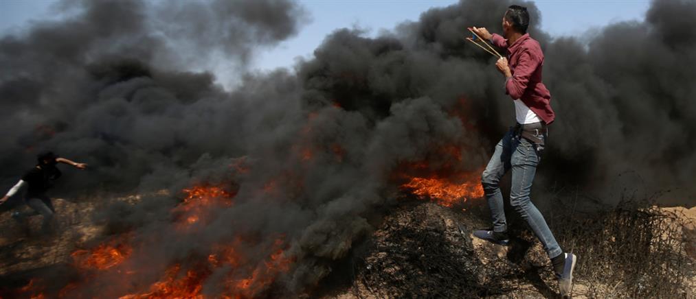 Αίμα ρέει στη Λωρίδα της Γάζας