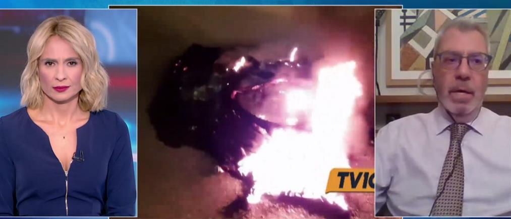 Μαντάς στον ΑΝΤ1: Ο 63χρονος πυροβόλησε τον 18χρονο από το μπαλκόνι (βίντεο)