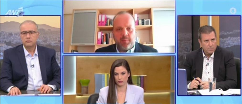 Διοικητής ΟΑΕΔ στον ΑΝΤ1: προγράμματα για 42600 θέσεις εργασίας (βίντεο)