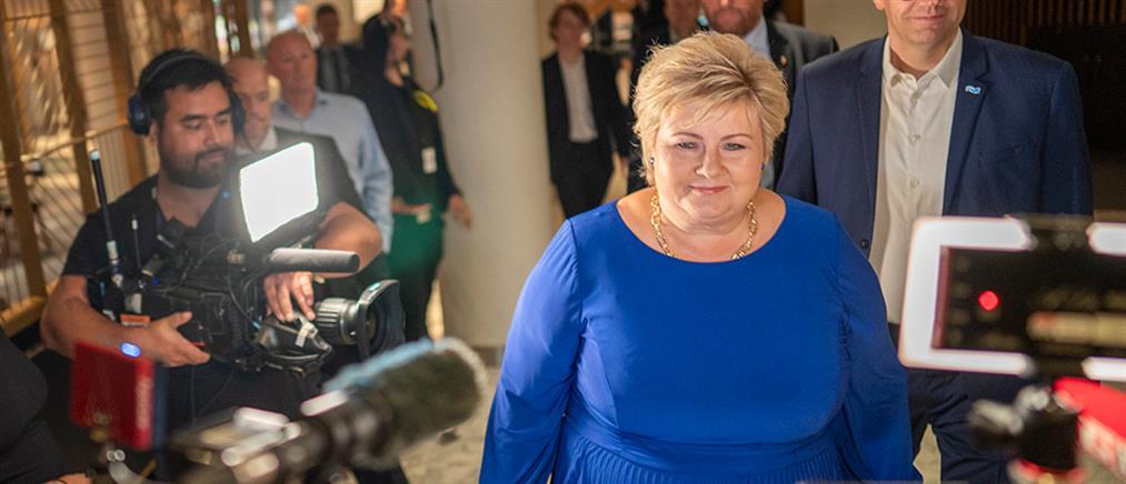 Εκλογές στην Νορβηγία: Η Σόλμπεργκ παραδέχθηκε την ήττα της