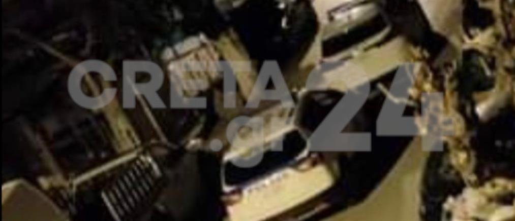 Έφοδος της αστυνομίας σε κορονοπάρτι με... μπαλωθιές (εικόνες)