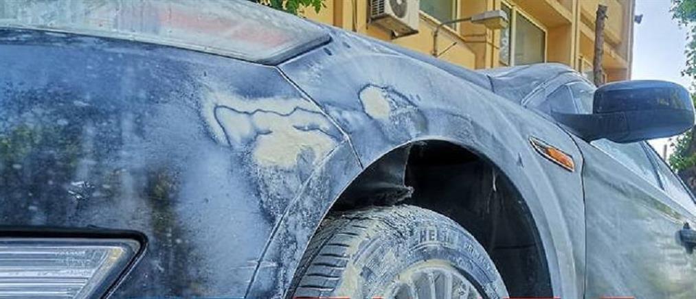 Θεσσαλονίκη: Εμπρησμός στο αυτοκίνητο του προέδρου του ΕΚΘ (βίντεο)
