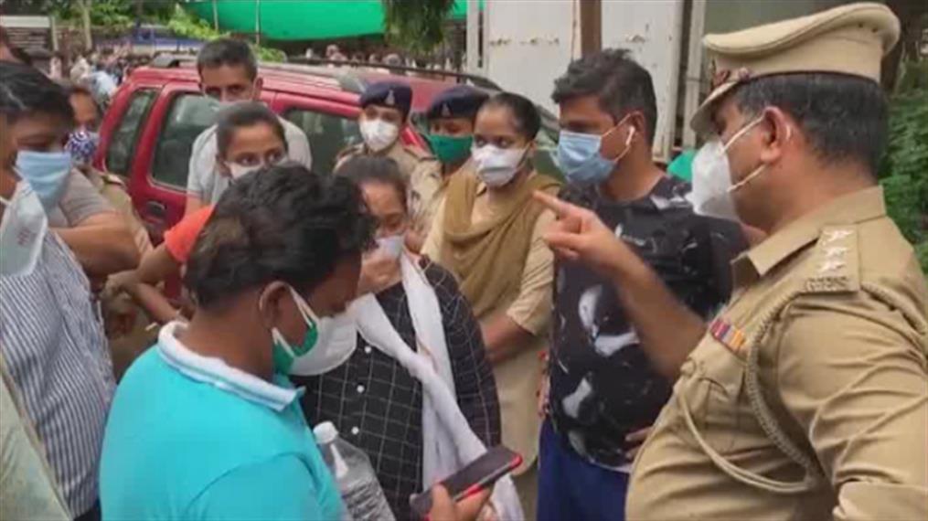 Ινδία: Ασθενείς με κορονοϊό σκοτώθηκαν από πυρκαγιά σε νοσοκομείο