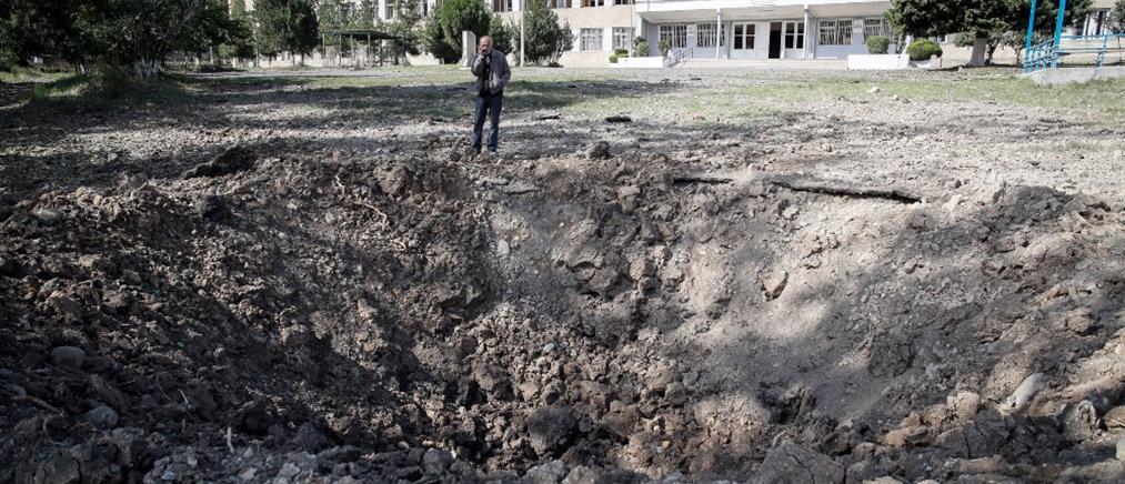 Ναγκόρνο Καραμπάχ: Βομβαρδισμοί και αλληλοκατηγορίες για παραβίαση της εκεχειρίας
