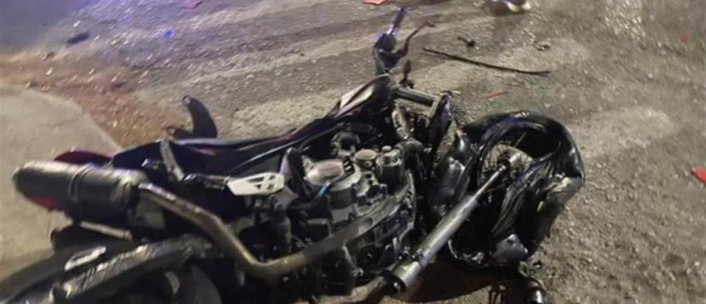 Τροχαίο στη Ρόδο: Πέθανε και ο νεαρός οδηγός μηχανής
