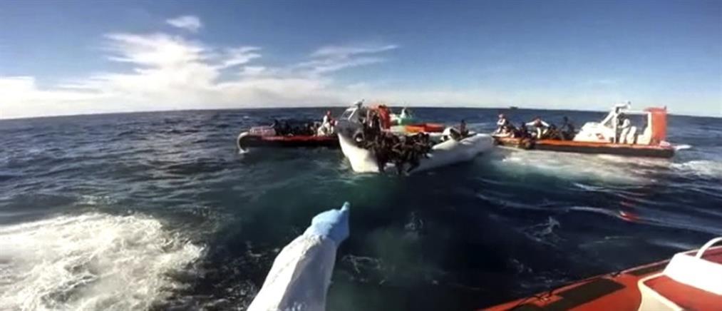 Πολύνεκρο ναυάγιο πλεούμενου με μετανάστες